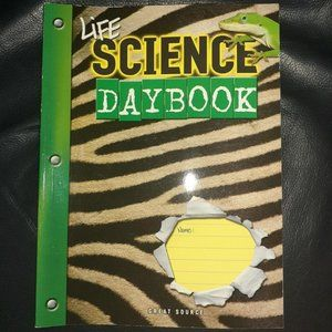 Great Source Science Daybooks Student Edition Life